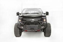 Fab Fours Premium Winch Front Bumpers For 17-18 Ford F-250/350 Sd Fs17-a4152-1