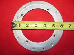 Inspection Plate W Ring And Nutplates Grumman Tiger Production 6 5202034-5