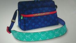 Louis Vuitton M43829 Messenger PM Shoulder Hand Bag 18SS Limited Never Used