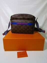 LOUIS VUITTON M43843 Messenger PM Shoulder Hand Bag 18SS Limited Never Used Rare