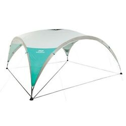 Beach Canopy Shelter 15 x 15 Ft Dome Outdoors Cabana With Wheeled Carry Bag