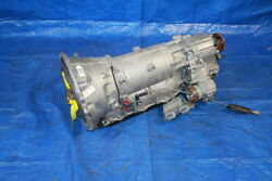 14-18 Jaguar F-type R Awd V8 5.0 Oem Supercharged Automatic Gearbox Transmission