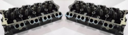 6.0l Ford Powerstroke Diesel Cylinder Heads 2003-2007 No Core Charge 18mm 20mm