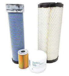 Cfkit For/bobcat Ct335 Ct440 Ct445 Ct450 Tractor Filter Kit