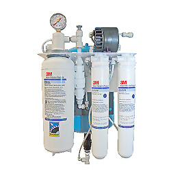 Water Filtration System For Combi-ovens And Steamers