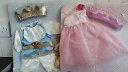 Baby Born And Princess Outfits Brand New