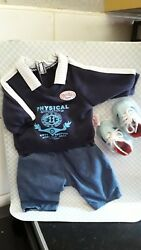 Baby Born Outfit For Boy Doll Brand New