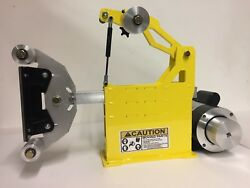 Belt Grinder 2x72 With 2hp Motor And Vfd Combo And Extras