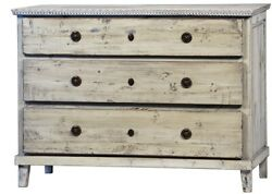 46 L Alberto Dresser Solid Reclaimed Old Wood Antique Grey Distressed Rustic
