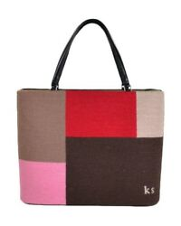 RARE 90'S Kate Spade Italy Limited Edition Needlepoint Tote COLLECTIBLE!