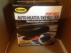 12V 2in1 Car Auto Portable Heating Dryer Heater Hot Cold Fan Defroster - FS