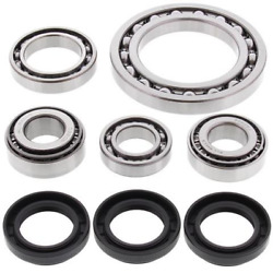 Front Diff Differential Bearings Fit Suzuki Lt4wd 250 Quad Runner 1993 1994 S0h