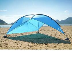 OILEUS Super Big Canopy Tent with Sand Bags - Easy up Beach Tent Sun Shelter and