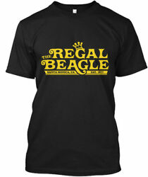 The Regal Beagle Threes Company - Santa Monica Ca Hanes Tagless Tee T-Shirt