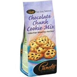 Pamela's Products-Chocolate Chunk Cookies  Mix (6-13.6 oz bags)