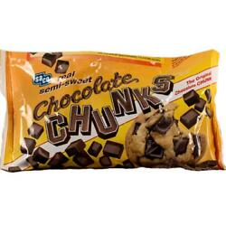 Saco Foods-Chocolate Baking Chunks (12-12 oz bags)
