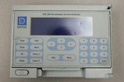Control Panel For A Dionex Ase-300 Solvent Extractor