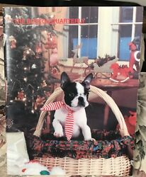 The Boston Quarterly Winter 1997-98 Boston Terrier Dog Magazine