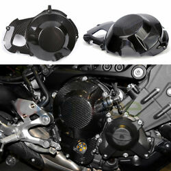 Motorcycle Engine Stator Case Plug Clutch Cover Protector For Yamaha MT09 FZ09