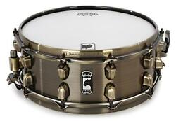 Mapex Black Panther Series Snare Drum - Brass Cat