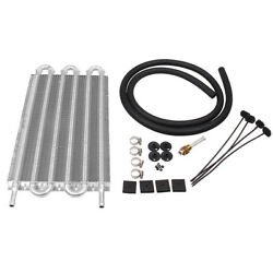 Universal Car Auto AC Air Conditioning Condenser Set Aluminum Alloy