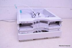 Agilent 1100 Series Hplc G1322a Degasser With Bottle Tray Chromatography