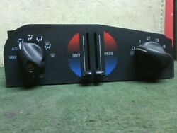 1995 - 1999 Chevrolet Monte Carlo Climate control heater AC unit  Used OEM