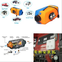 Truck Car Air DieselGasoline Heater with LCD Switch Preheat Engine 3KW-5KW 12V