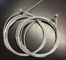quarter midget   Throttle Cable Will Fit Tanner Throttle Kit & Others  (2PK)