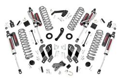 Rough Country 3.5in Jeep Lift Kit Vertex Res Shocks 07-18 JK Wrangler Unlimited