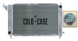 97-04 Ford Mustang 4.6l Cold-case Aluminum Performance Radiator Manual Trans