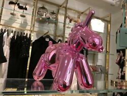 Kate Spade Whimsies Metallic Pink Balloon Unicorn Clutch Collector Bag Rare HTF