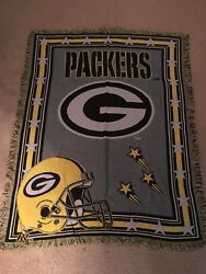 Northwest Company Green Bay Packers Throw Blanket
