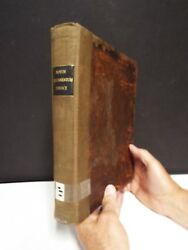 1816 Folio - Syriac Bible - New Test. Only - Printed In London- Rare And Scarce