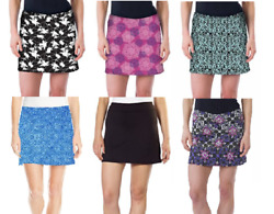 Colorado Clothing Tranquility Ladies' Skort Many Styles Colors and Sizes NWT $13.99