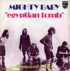 Mighty Baby Egyptian Tomb Orig Fr 1969 Rare