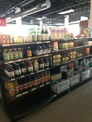 Complete Retail Store Package: Fixtures Gondolas Displays and Equipment
