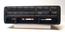 JDM 92-95 Honda Civic Black Manual Climate Control Switch AC EG6 EG9 SR3 EJ1