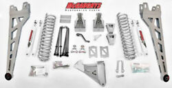 Mcgaughyand039s 6 Phase 2 Lift Kit For 2005 - 2007 4wd Ford F-250 With Shocks 57232