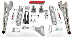 Mcgaughyand039s 6 Phase 2 Lift Kit For 2008 - 2010 4wd Ford F-350 With Shocks 57342