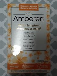 Amberen 60/400mg Menopause Relief Capsules 30 Day Supply