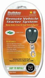 NEW Bulldog Security Remote Vehicle Car Starter System RS82B STARTSTOP