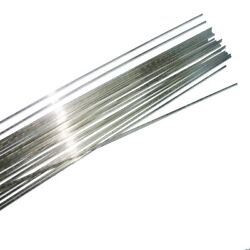 Brazing / Welding Rod 45 Silver - White / Blue Tip - Copper Brass And Steel - 1kg