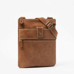 Roots Womens Leather Bag - Small Venetian Tribe
