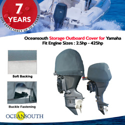 Oceansouth Outboard Motor Half / Storage Cover For Yamaha