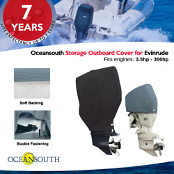 Oceansouth Outboard Motor Engine Storage / Half Cover For Evinrude