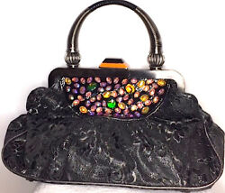 Very Rare Sharif museum piece bag Luxurious & used only once $450