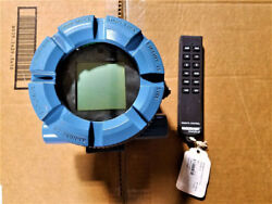 Rosemount 2-wire Ph Transmitter W/ Remote Control - Model 5081-p-ht-67  A3