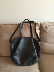 Leather Tote Bag Women Messenger Bag Big Cross Body Leather Bag Soft Leather