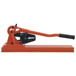 Arm Hsc-600bb Hand Operated Swager With Cutter Bench Type 1.5mm 1/16-5.0 Mm 3/16
